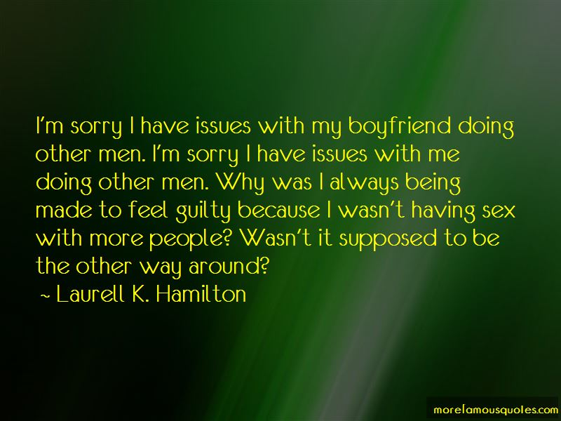 Quotes About Being Made To Feel Guilty