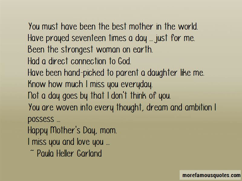 quotes about best mother in the world