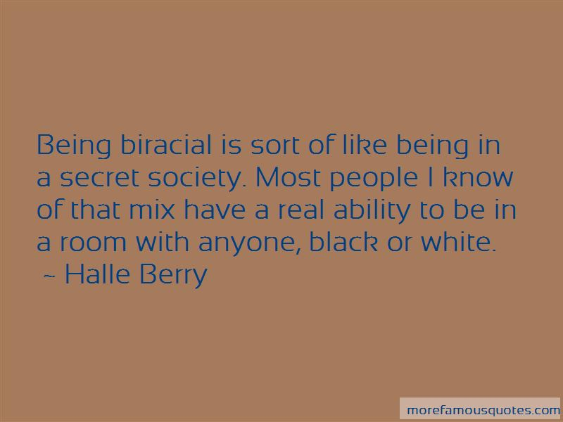 Quotes About Biracial: top 19 Biracial quotes from famous ...