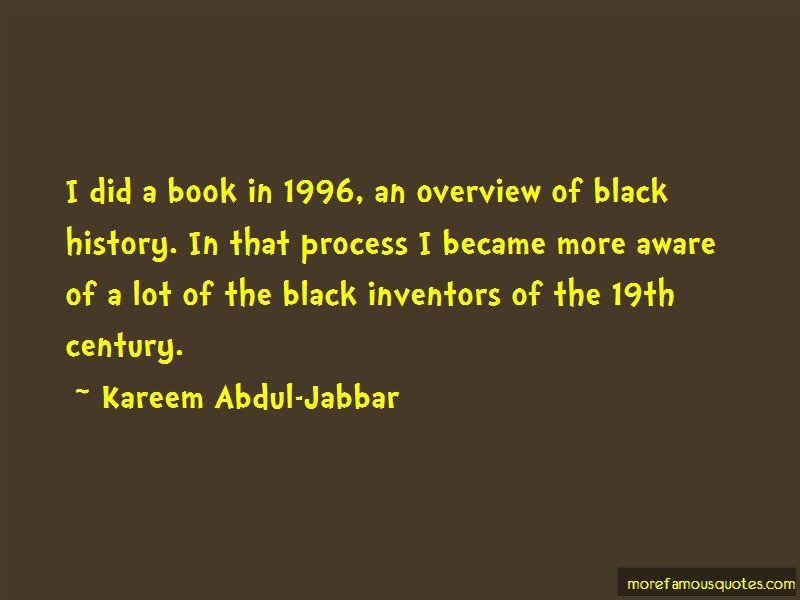 Quotes About Black Inventors