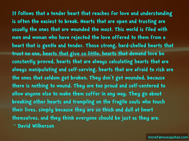 Quotes About Breaking One's Heart