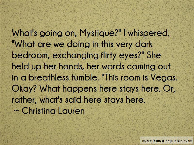 Quotes About Breathless