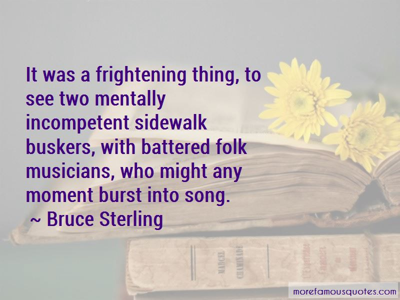 Quotes About Buskers