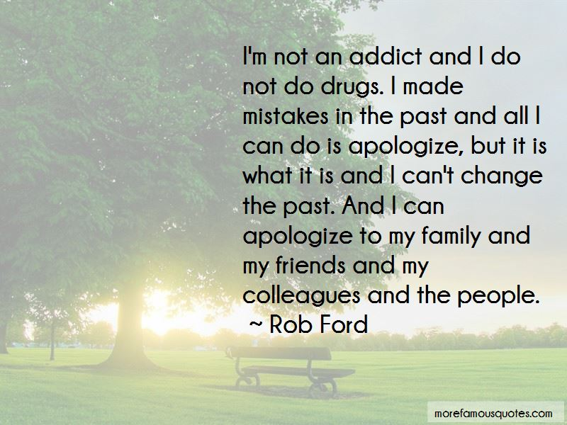 Quotes About Can't Change The Past