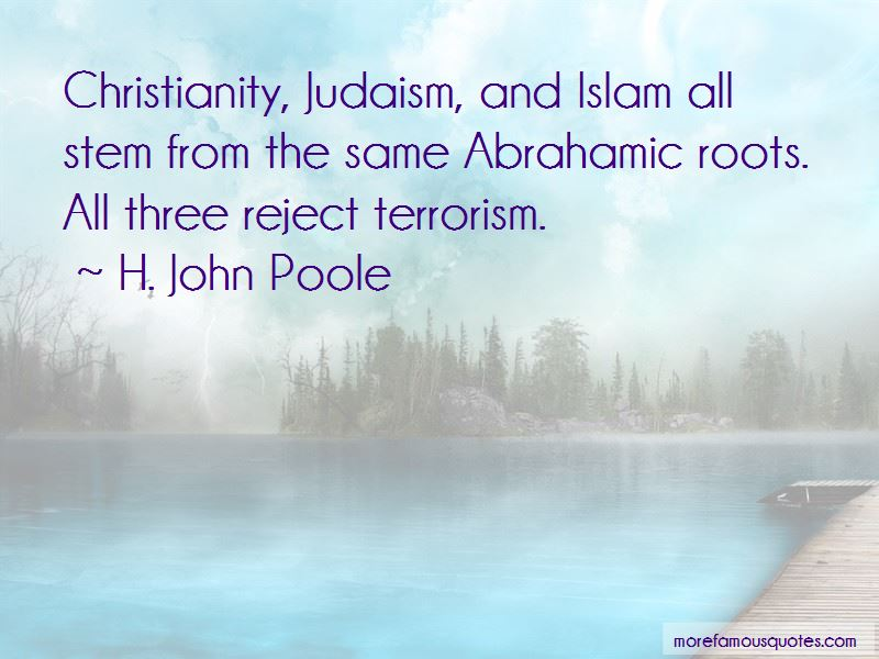 Quotes About Christianity Judaism And Islam