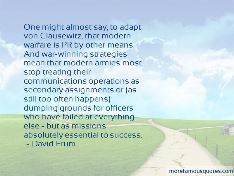 Quotes About Clausewitz