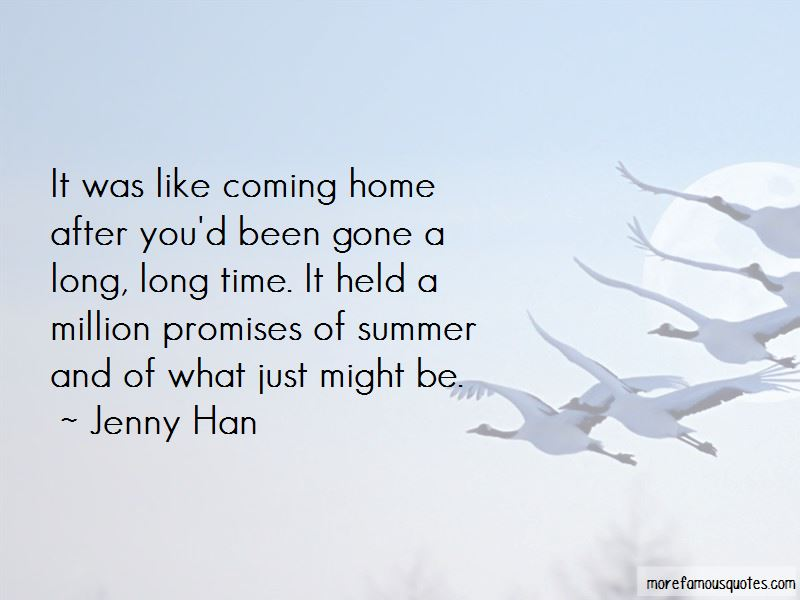 Coming Home After A Long Time Quotes Pictures 3