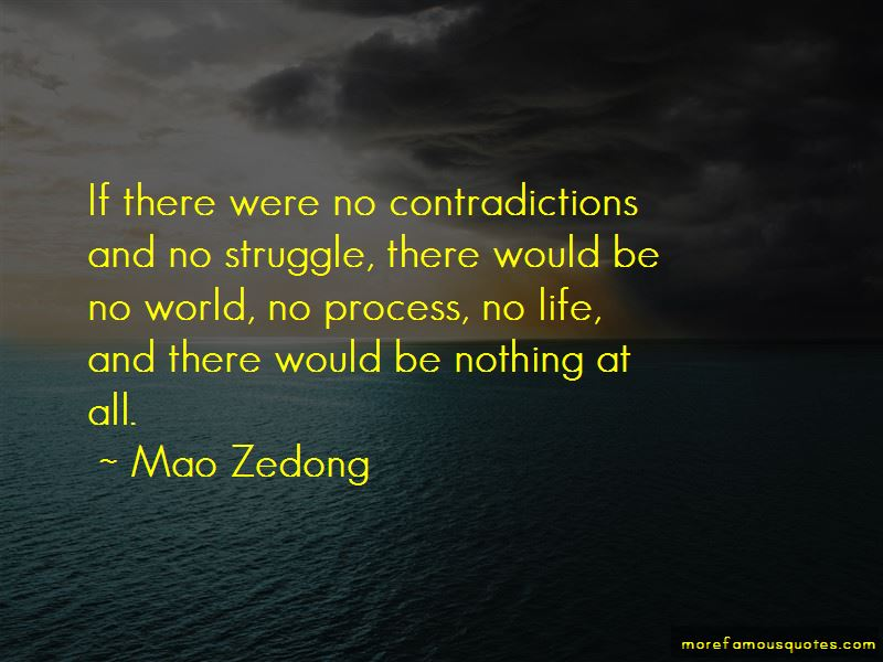 Quotes About Contradictions In Life
