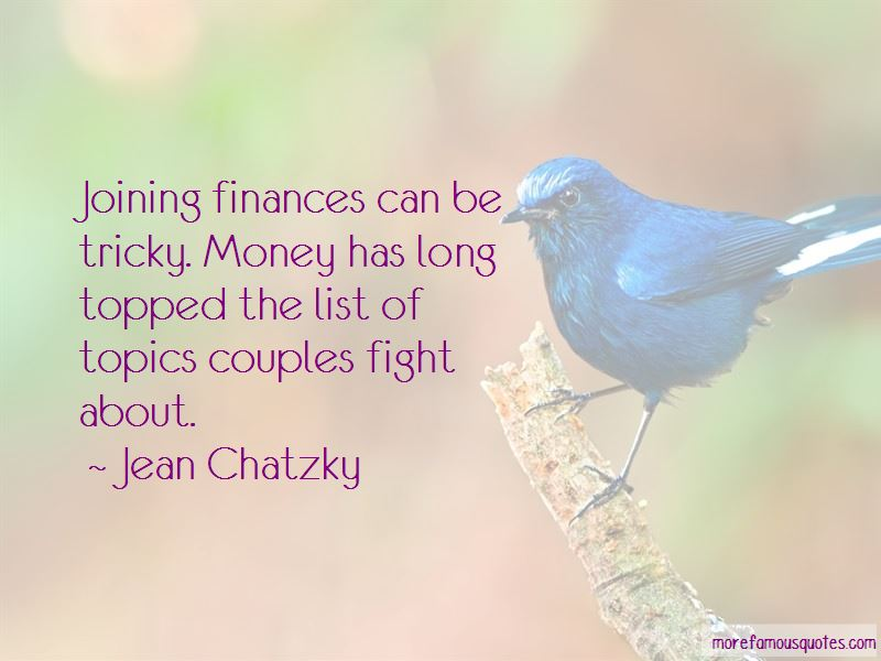 Couples And Money Quotes Pictures 2