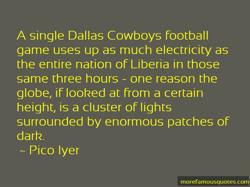 Quotes About Dallas Cowboys Football