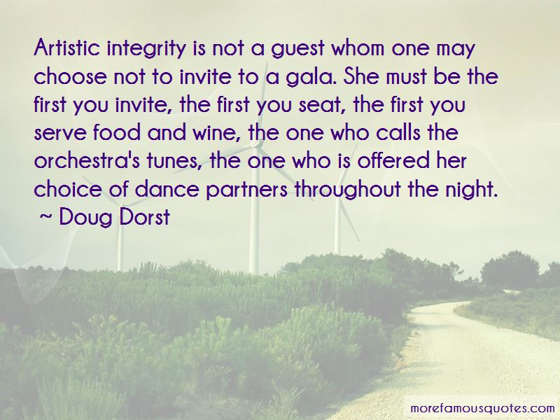 Quotes About Dance Partners