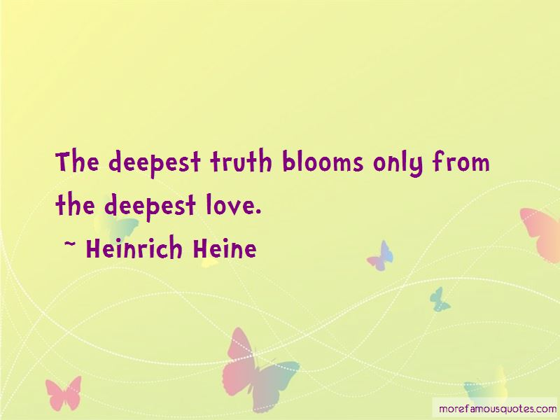 Quotes About Deepest Love