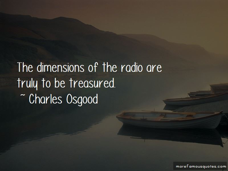 Quotes About Dimensions