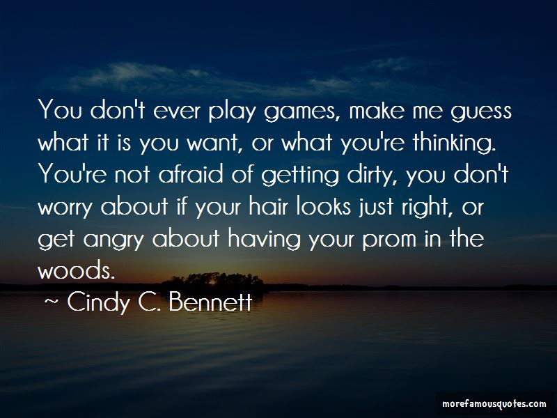 Dirty Games Quotes Pictures 3