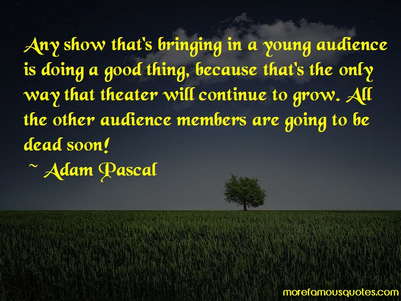 Doing A Good Thing Quotes Pictures 3