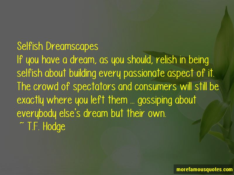 Quotes About Dreamscapes