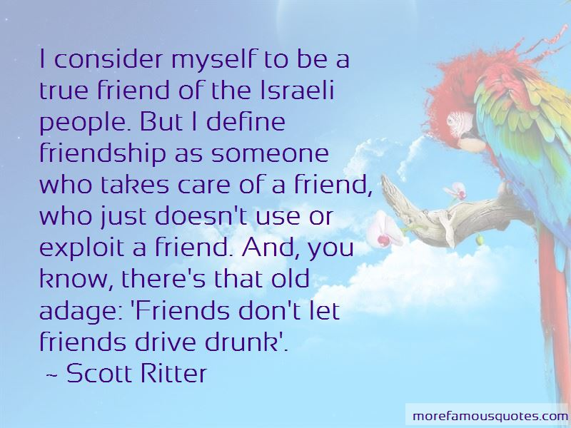 Quotes About Drunk Friendship