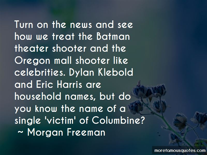 Quotes About Dylan Klebold