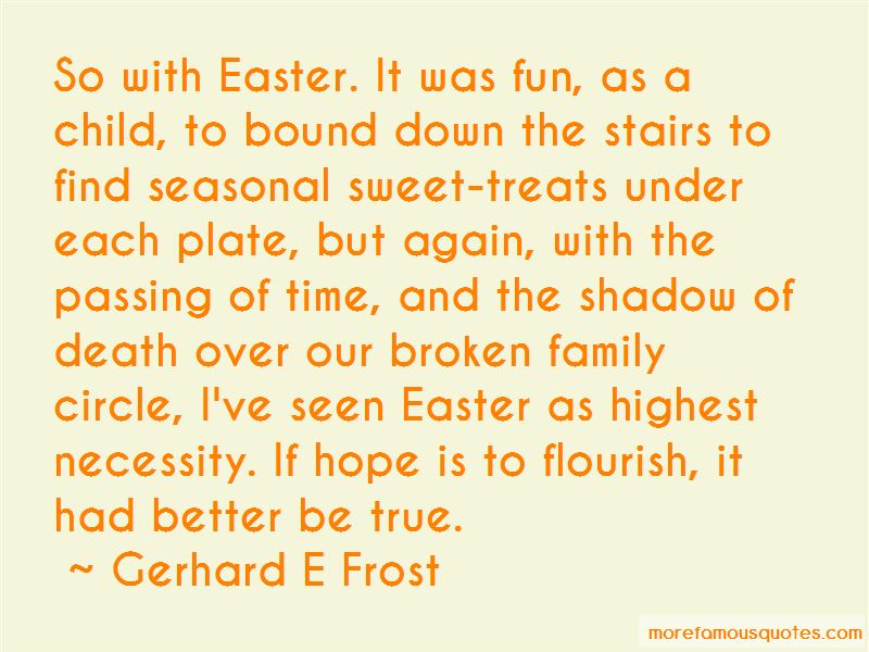 Quotes About Easter With Family