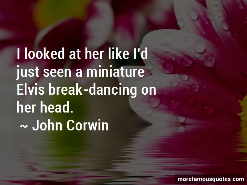 Quotes About Elvis Dancing