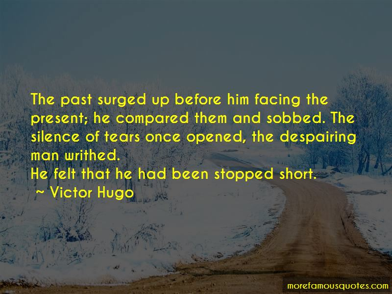 Facing The Past Quotes Pictures 2