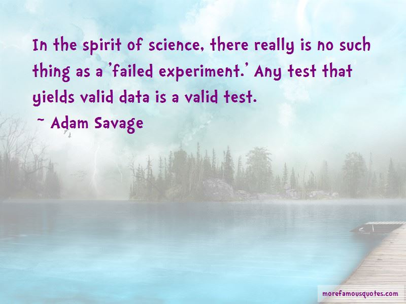 Failed Experiment Quotes Pictures 3