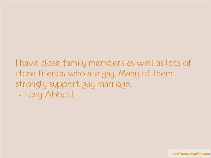 Quotes About Family And Friends Support