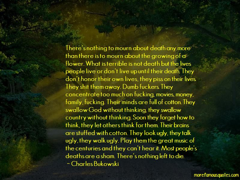 Quotes About Family Death