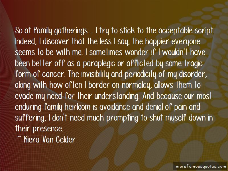 Quotes About Family Gatherings