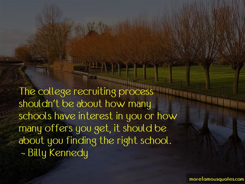Quotes About Finding The Right College
