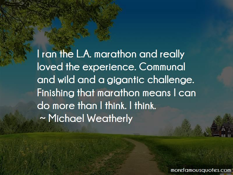 Quotes About Finishing A Challenge