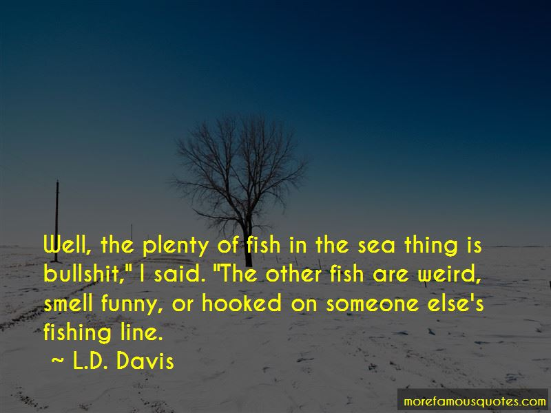 Fish In The Sea Quotes Pictures 2