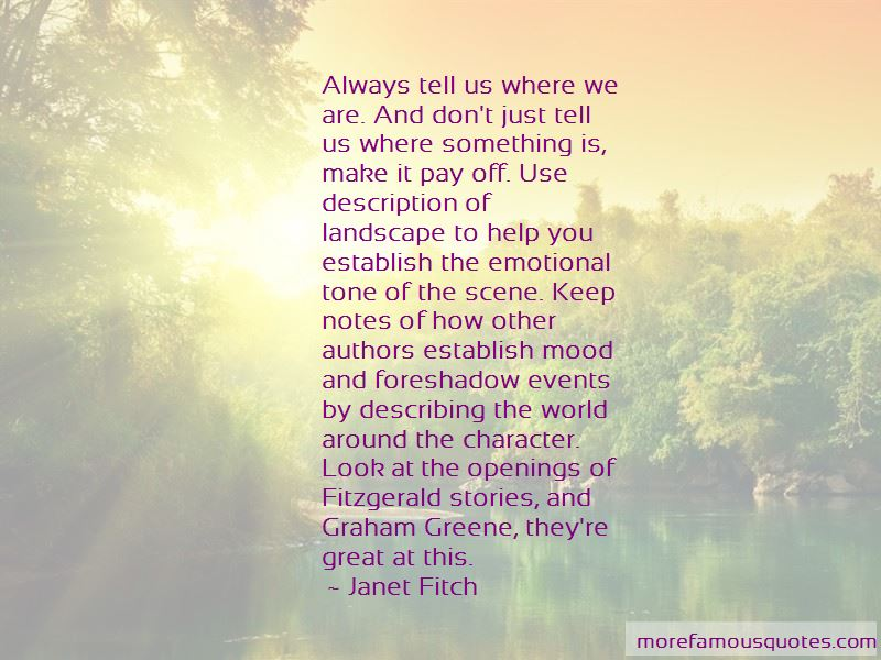 Quotes About Fitzgerald