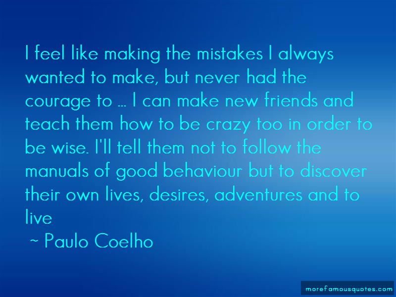 Quotes About Friends That Make Mistakes