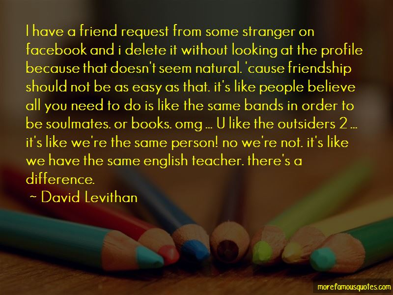 Friendship In Facebook Quotes Pictures 2