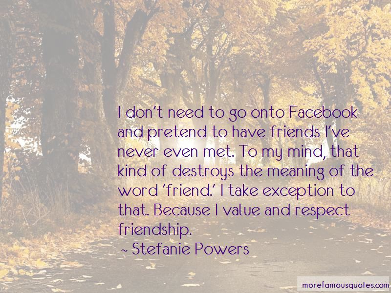 Friendship In Facebook Quotes Pictures 4