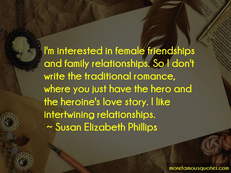Quotes About Friendships And Family