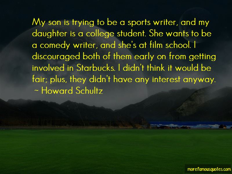 Quotes About Getting Involved In College