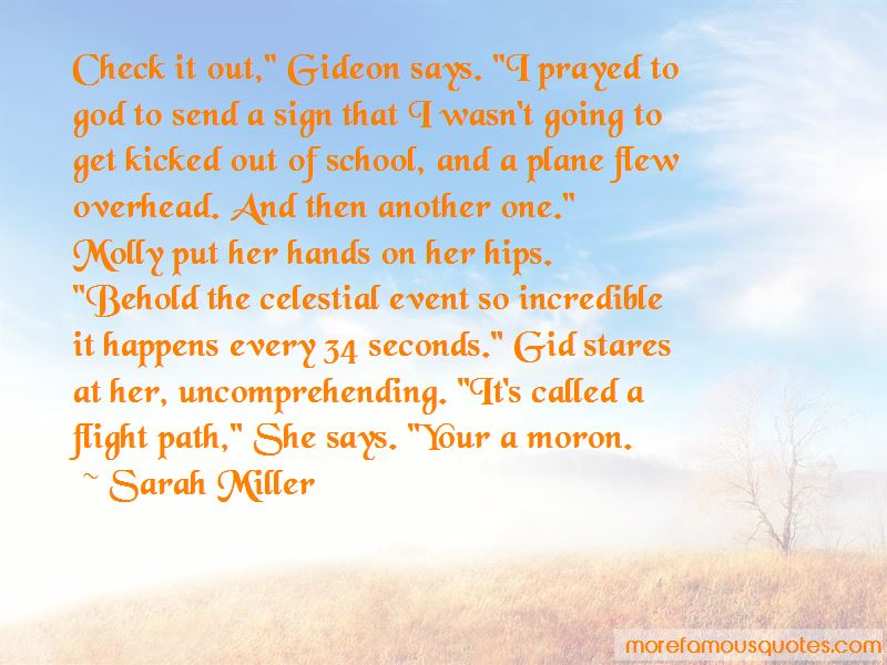 Quotes About Gideon