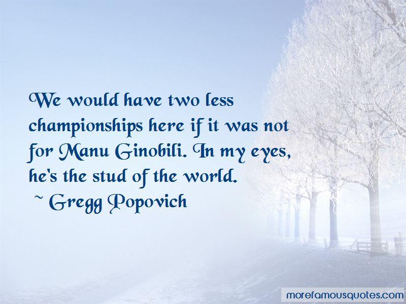 Quotes About Ginobili