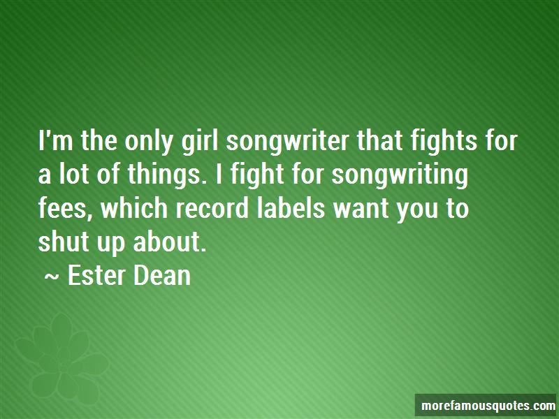 Quotes About Girl Fights