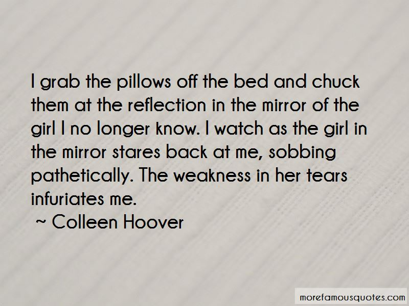 Quotes About Girl In The Mirror