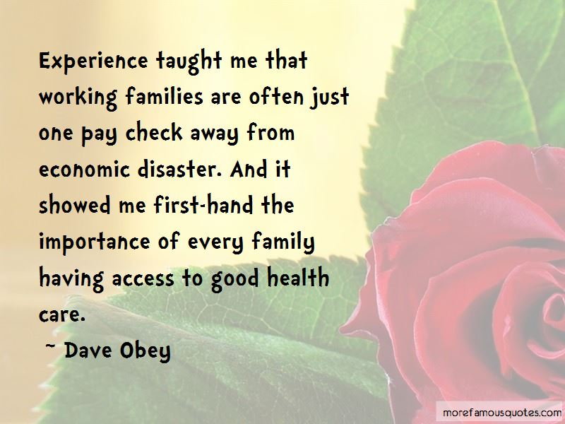 Quotes About Good Health Care
