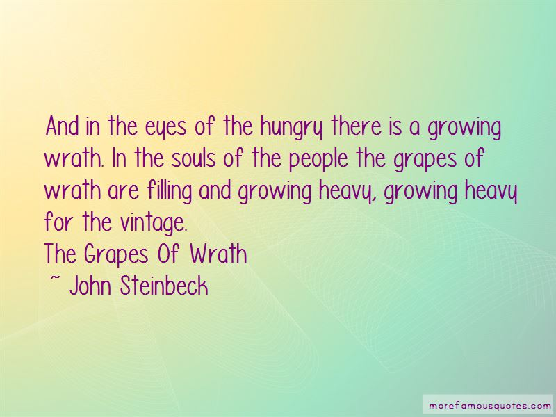 Quotes About Grapes In Grapes Of Wrath