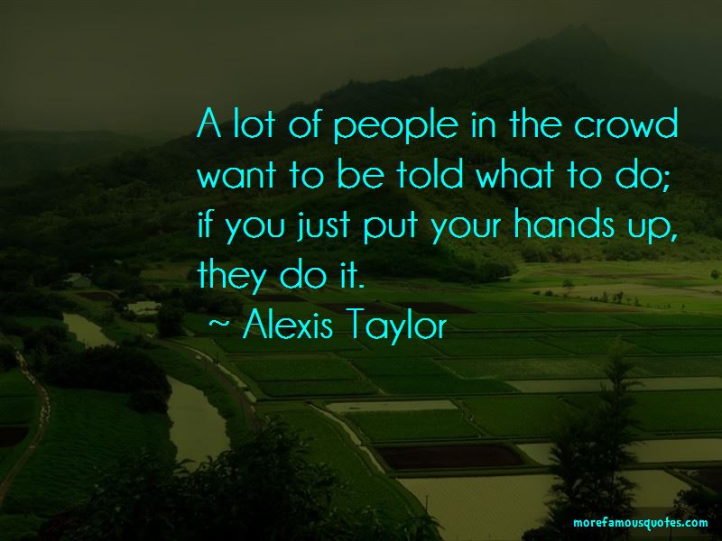 Quotes About Hands Up