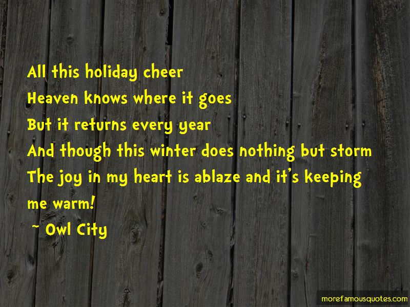 Holiday Cheer Quotes Pictures 4