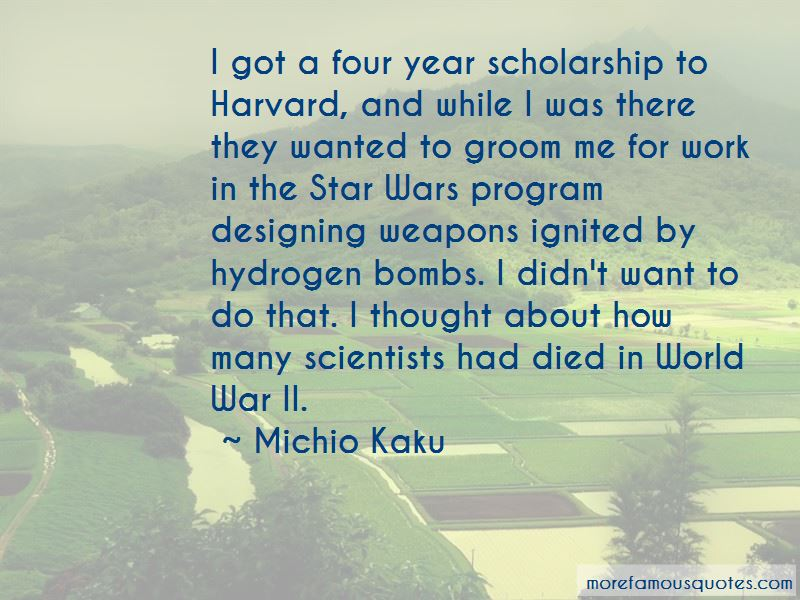 Hydrogen Bombs Quotes Pictures 3
