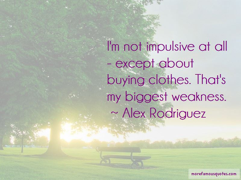 Quotes About Impulsive Buying