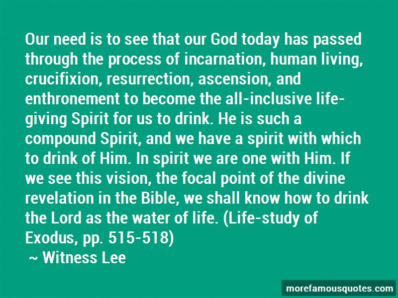 Quotes About Incarnation From The Bible