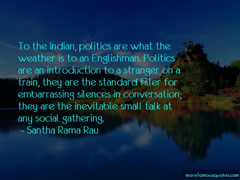 Quotes About Indian Politics